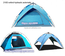 Automatic Instant Dome Tent All Weather Camping Tent Outdoor Activities, carpa para camping