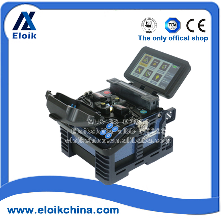 Automatic Intelligent Optical Fiber Fusion Splicer/ALK-88/Mini size & Handheld Eloik brand