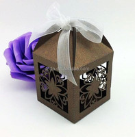 2016Teda chocolate Paper decorative gift boxes