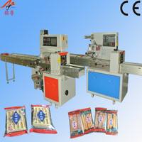 High speed tea bread packing machinery