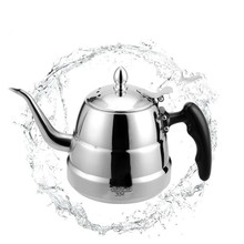 High quality stainless steel hot water kettle kitchenware gas stove custom tea kettles