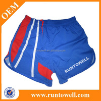 Runtowell wholesale running shorts / mens running shorts / running shorts