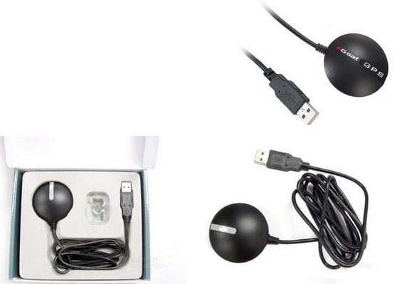Hot sale globalsat BU353 BU353S4 mini android usb gps receiver