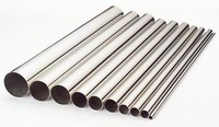 Extruded tapered aluminum tube for handrail