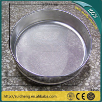 Direct Factory ISO 3310-1:2000 Standard laboratory standard test sieve for soil testing