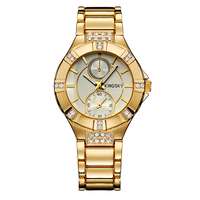 KY056 Kingsky High Quality Wholesale Alloy Women Vogue Watch