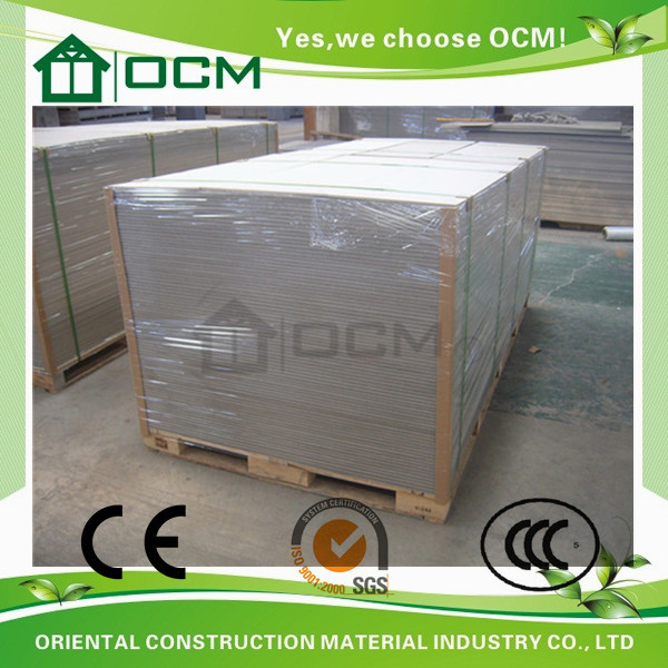 High Quality Laminated Cement Fiber Board Asbestos Free