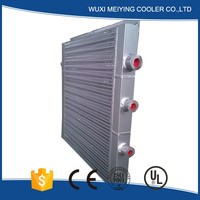 China Manufacture Air Cooled Plate and Bar 15m3 compressor cooler with lager heat transfer surface