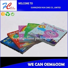 high quality hardcover full color printing Child Book wholesale