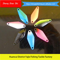 Free Samples !!! Chinese Hot Sale Fishing Bait Metal Spoon Fishing Lures