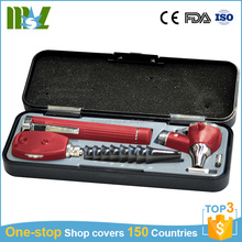 Hot wholesale premium diagnostic set ophthalmoscope and otoscope with low price