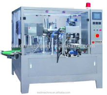 automatic peanut paste pouch packing machine