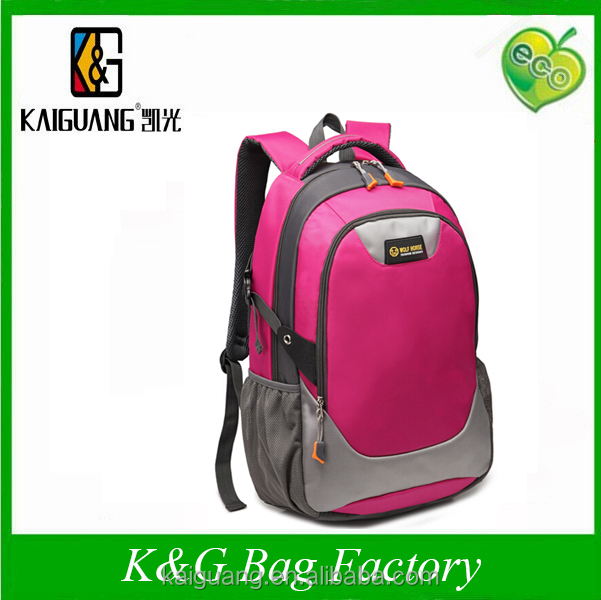 Newly high school students backpack school bag for sell