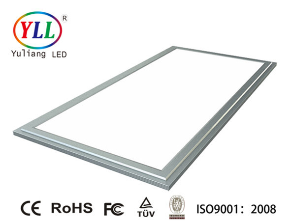 YLL high luminance 95~100lm/w led panel light,high CRI>80~90Ra flat panel light,square panel light no light spot