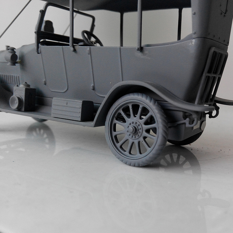 Best price of old resin scale car manufactured in China