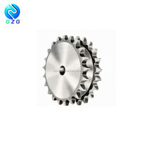 China imported good quality and cheap professional Double Single Sprocket