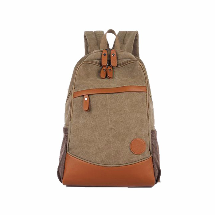 Fashion Laptop Wholesale Blank Canvas Backpacks For School