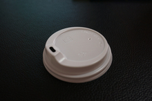 73mm ps spout plastic lid