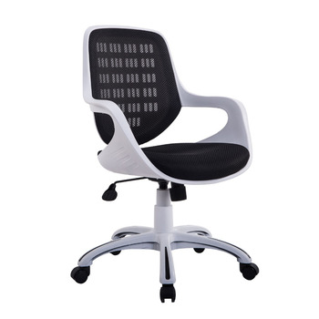 Mesh Low-Back Office Task Chair (Black)