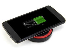 new arrival mobile phone qi wireless charger for Samsung Galaxy S4 S3 Note 2 3 Nokia Lumia