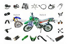 super quality ZS200GY replacement parts for Chinese motorcycle