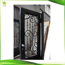 top quality wrought iron door inserts