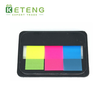 High Quality Wholesale Smile Pastel Colorful Notices Sticky Note Scratchi Pad