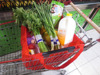 trolley shopping bag for groceries in home & kitchen