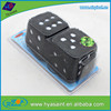 pine scented economical car wash hanging dice air freshener