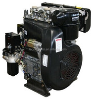 Single cylinder air cooled diesel engine 211cc