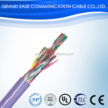 lan cable bare copper UTP cat3 pairs telephone