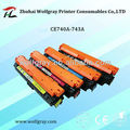 printer compatible for HP 740 toner cartridge