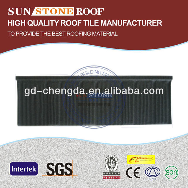 metal composite aluminum steel curved corrugated roof panel