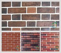 Landscaping wall decoration brick price