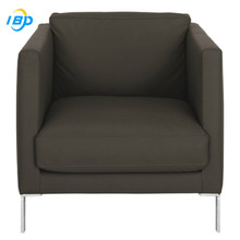 New modern latest brown sofa chair designs for living room in alibaba con