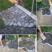 Hot Selling New Pavement Molds for Garden Pathway