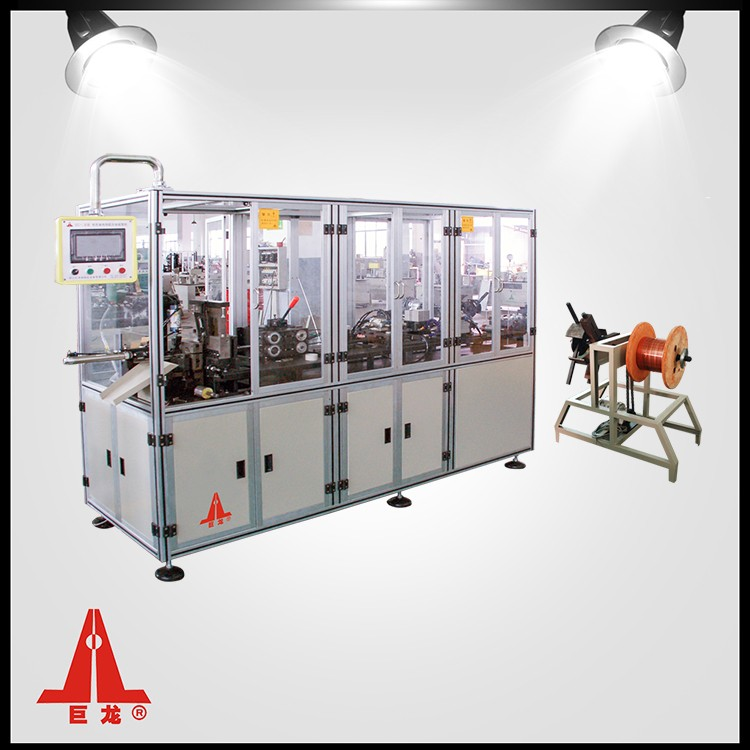 SC-3B Automatic Flat Wire Forming/Shaping Machine with Stripping Function