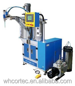 Spray/Dispense System Silicon