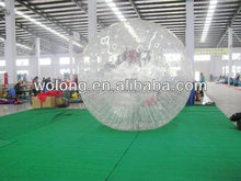 hot sale new style inflatable zorb ball, Inflatable water floating sports toys