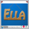Personalised Wooden Name Plaques Words Letters