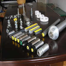 Steel Roller Wheels Conveyor Roller Parts