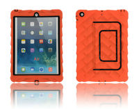 IC-08 Stand cover case for ipad 5,for ipad air case factory price ,new design for ipad air smart case cover