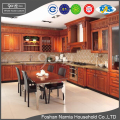 simple design antique home furniture solid wood kitchen cabinets