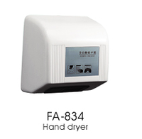 FUAO Wall Mounted Automatic Dryer Hands