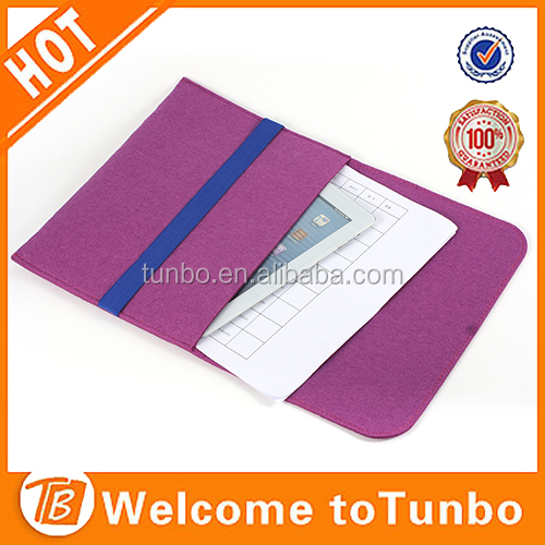 Amazing design pad felt laptop sleeve