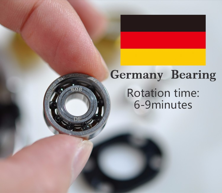 fidget spinner germany imported 606 bearing spinner bearing