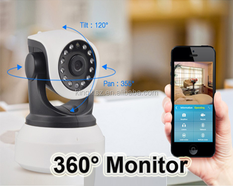 Home Smart Wifi Original NVR IP Camera