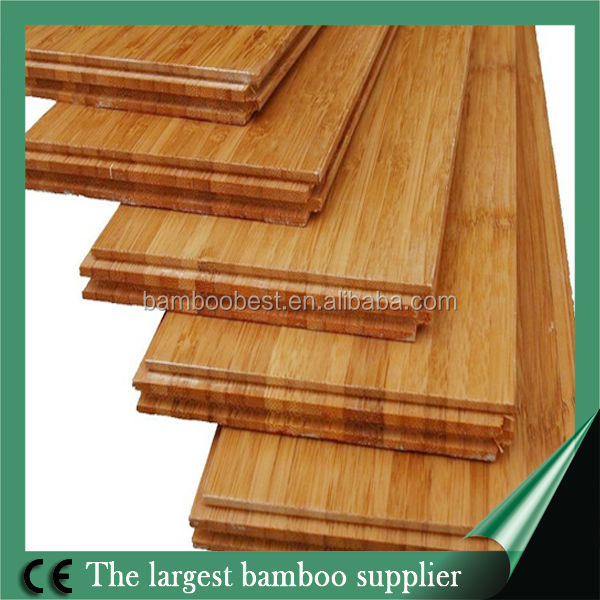 Solid cheap compressed bamboo flooring