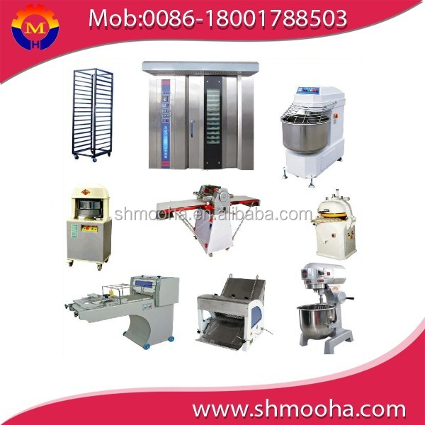 production line automatic /bread bakery oven (ISO9001,CE,new design)