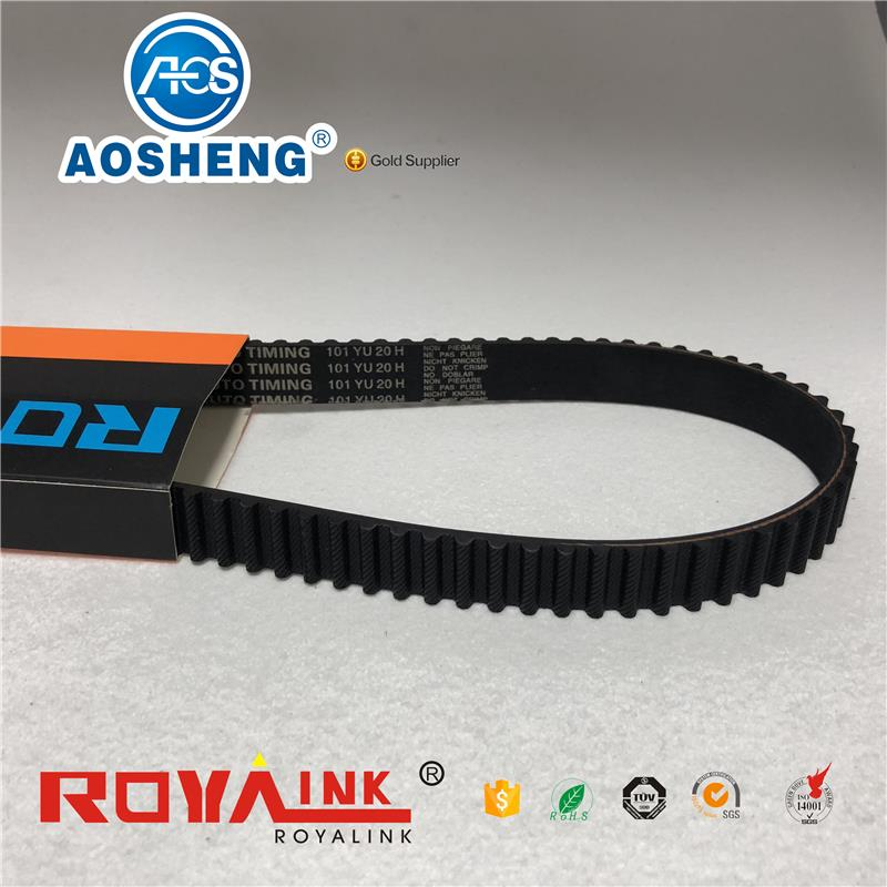 Professional timing belt manufacturer cvt transmission chain bathroom water hose 89RU19
